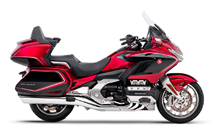 GL1800 Gold Wing 2018 Tour DCT